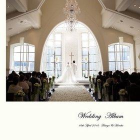 とてもとても満足しています。結婚式アルバム。
