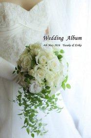 新緑の爽やかな季節に屋外ガーデンで挙式されました。結婚式アルバム。