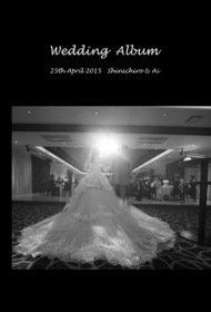 都城グリーホテルでの前撮り、挙式、披露宴です。結婚式アルバム。
