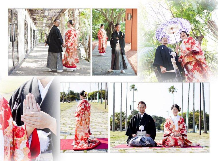 結婚式アルバム