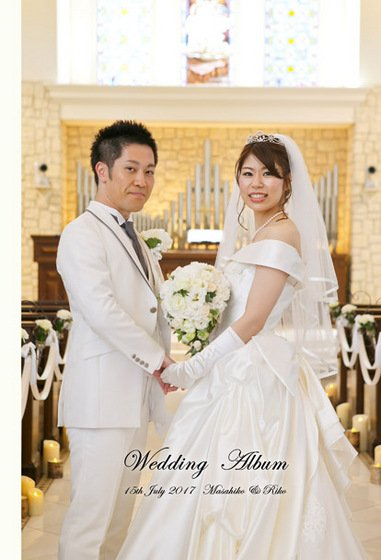 アニヴェルセル東京ベイ(東京都)・結婚アルバム